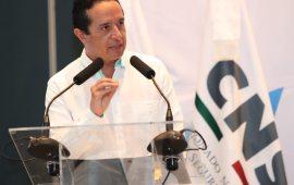"""Reconoce Gobernador que hay """"joaquinistas"""" detrás de nuevo partido político"""