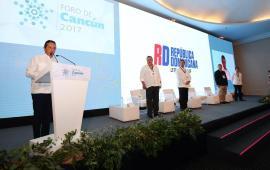 Quintana Roo vive un cambio con sentido de inclusión social y cercanía con la gente: Carlos Joaquín