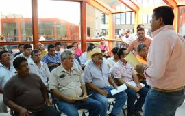 Atiende Congreso preocupación de ejidatarios por APN en Bacalar