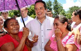 En marcha, proyectos con más y mejores oportunidades para las mujeres y comunidades indígenas: Carlos Joaquín