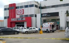 Atacan a balazos el Canal 10 de Cancún; un herido