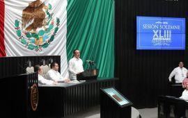 """Saber gobernar es saber escuchar y saber rectificar"": Carlos Joaquín"
