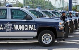 El Estado le da 40 nuevas patrullas a Cancún; dice alcalde que delitos bajarán 20 por ciento