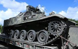 Espera Expo Militar recibir a más de 600 mil personas en Solidaridad