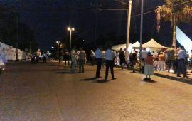 Manifestantes levantan corte de Av Cobá; SEIDO comenzará a entregar cajas la semana siguiente