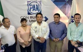 PAN continúa pláticas con Mara Lezama: Pacho   Presenta virtual lista de aspirantes