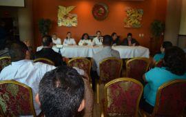 """""""Cargada"""" del PRD para Emiliano Ramos en Cancún"""