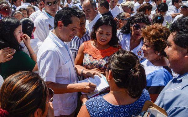 Inversión de 10 millones de pesos para que la gente reciba mejores servicios de salud en el Hospital Materno Infantil Morelos: Carlos Joaquín