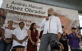 """Confirma AMLO alianza con el """"borgismo residual"""" en QR"""