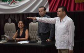 Denuncian a Édgar Gasca por complicidad con Borge; quiere ser candidato de MORENA en IM