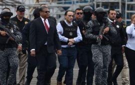 Borge ya está en México; el Gobierno quiere que enfrente su proceso en prisión