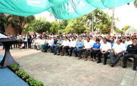Obras y acciones de Felipe Carrillo Puerto sirven de guía en el gobierno de Carlos Joaquín