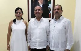 Rocío Moreno, mano derecha de CJ, a Sedeso