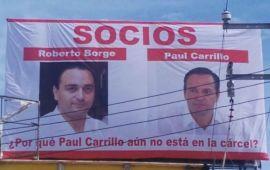 Efecto Borge: ahora piden prisión para Paul Carrillo