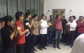 Pedro Joaquin Delbouis une a todo el PRI tras su candidatura en Cozumel
