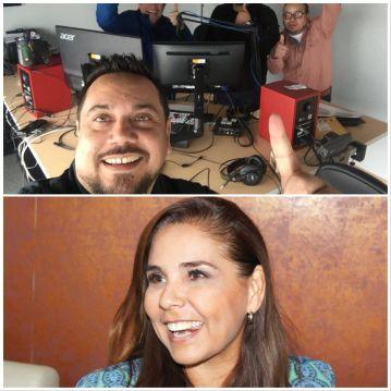 Dos locutores de radio podrían ser candidatos en Cancún
