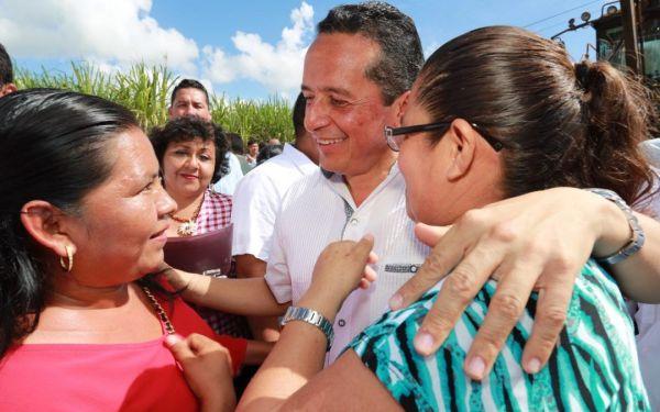 Con más equipamiento y patrullas, se brinda mayor seguridad y vigilancia para nuestras familias: Carlos Joaquín