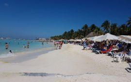 Reporta Caribe Mexicano crecimiento de 5.3% en número de visitantes y 2.4% en derrama económica