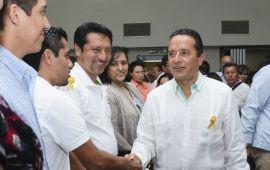 CJ quiere un tren de Cancún a Chetumal