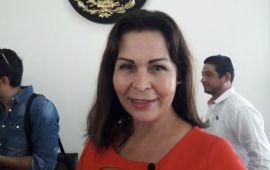 """""""Hay mucho riesgo de perder con Laura Beristain"""": Norma Ríos; """"es una candidata débil"""""""