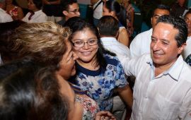 La convivencia armónica en las escuelas es prioridad para que los alumnos terminen su educación: Carlos Joaquín