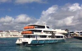 Embajada de USA prohíbe a sus empleados viajar en ferry por explosión, y confirma investigación con Gobierno de México