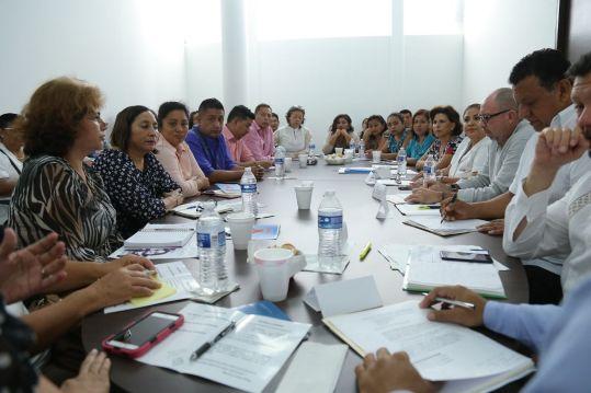 Gobierno de Solidaridad y Asociaciones Religiosas trabajarán en conjunto para promover la equidad de género
