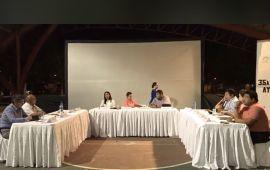 ¿Recomienza guerra política en Cozumel? Se retira Perla de Sesión de Cabildo ante críticas de regidor del PRI