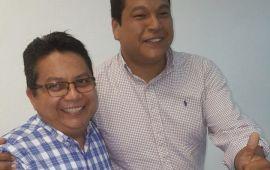 Declina Mario Rivero en favor de Zelaya