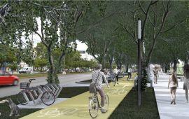 Presenta Remberto plan integral para renovar el Centro de Cancún
