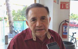 Deja Pech dirigencia de MORENA; asume Rafael Marin
