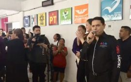 Anuncia Greg que será candidato en el D03 por la coalición Juntos Haremos Historia, pero insiste que la alianza local está en la cuerda floja