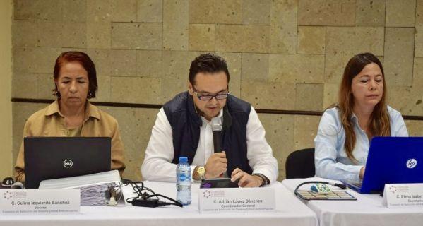 Designan al Comité de Participación Ciudadana del Sistema Anticorrupción