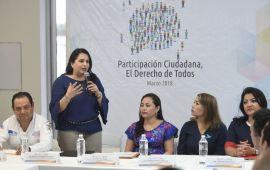 Destacan legisladores interés de sociedad cozumeleña en audiencia de consulta sobre participación ciudadana