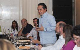 Instala gobernador Consejo de Promoción Turística de Quintana Roo