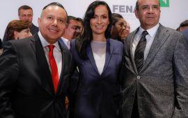 Nombran a Laura Fernandez en presidencia adjunta de la FENAMM