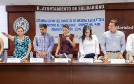 Abren 370 empresas en Solidaridad en 3 meses