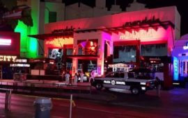Vuelve la violencia a la Zona Hotelera