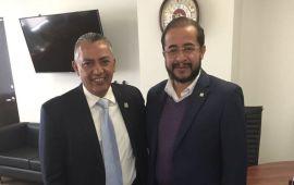 La alianza de AMLO, cada vez menos MORENA en QR | Inscriben a Carlos Mario Villanueva como candidato a alcalde en OPB