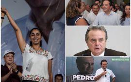 MARYBEL ATACA A LOS JOAQUÍN | La candidata de Morena elige a la familia del gobernador como adversario electoral