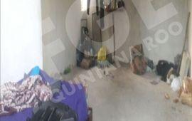"""Ubican casa de seguridad en Tres Reyes, con presunta """"zona de adiestramiento"""""""