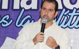 """""""Después de la elección he visto más activo al gobernador"""": Jorge Aguilar"""