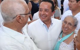 El Modelo de Prevención Quintana Roo es la estrategia central para reconstruir el tejido social y avanzar juntos en la recuperación de la tranquilidad perdida: Carlos Joaquín