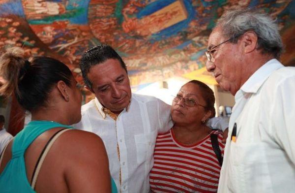 Ciudadanos se suman al combate contra la corrupción al vigilar la ejecución de obra pública: Carlos Joaquín
