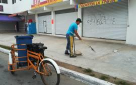 Mejoran imagen urbana de Puerto Aventuras