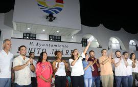 MORENA gana en Cancún y OPB; gobernará más de la mitad de la población del estado