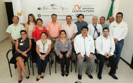Presentan a organizaciones civiles, propuesta de reforma a ley para prevenir adicciones