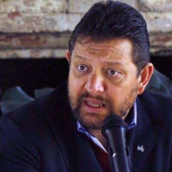 Juan de la Luz Enríquez, nuevo Coordinador de Gabinete de CJ