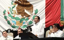 """""""NECESITAMOS DEL CONSENSO SOCIAL Y REESTRUCTURAR EL GOBIERNO"""": CJ"""