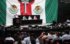 NO MÁS COLORES PARTIDISTAS | Aprueba Congreso ley de imagen institucional